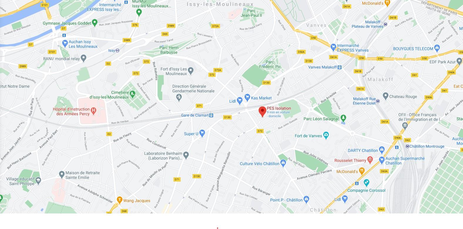 27 Allée Jacques Brel, 92240 Malakoff